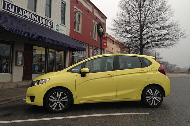 2019 Honda Fit Prices, Reviews, and Pictures | U.S. News ...