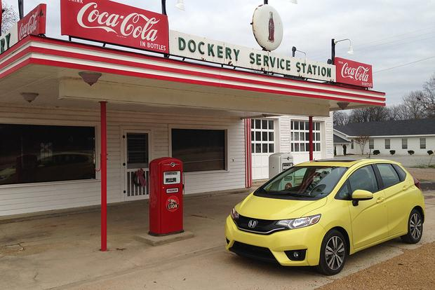 2015 Honda Fit: Road Trip to Mississippi featured image large thumb5