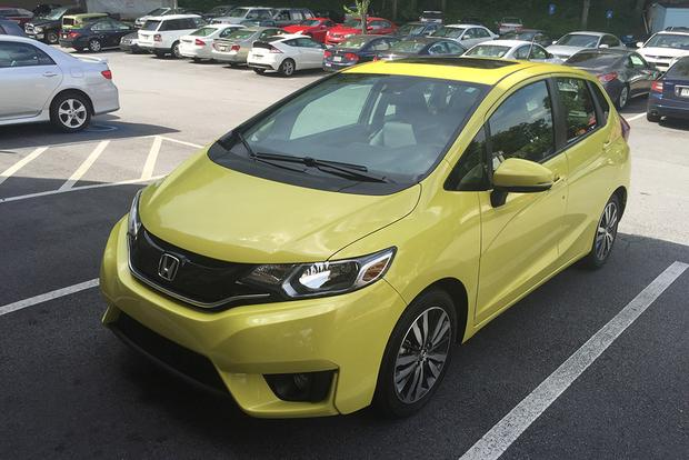 2015 Honda Fit: Errands and Kids featured image large thumb0