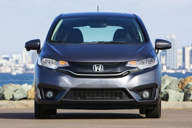 2015 Honda Fit: New Car Review featured image large thumb0