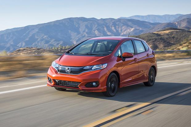 2018 Honda Fit: New Car Review featured image large thumb0