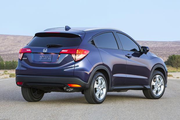 2016 Honda HR-V: New Car Review featured image large thumb3