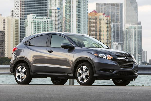 2017 Honda HR-V: New Car Review