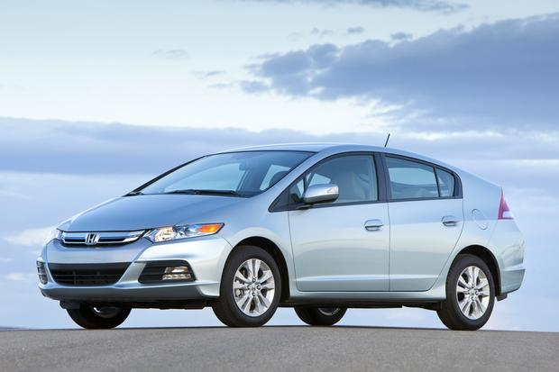2013 Honda Insight: New Car Review