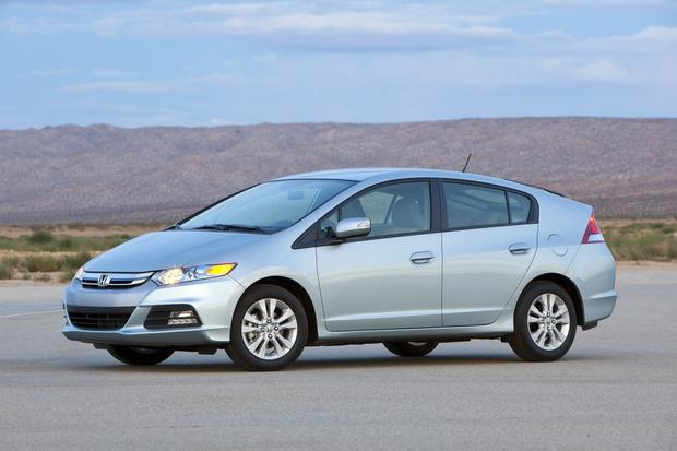 2013 Honda Insight: New Car Review featured image large thumb1