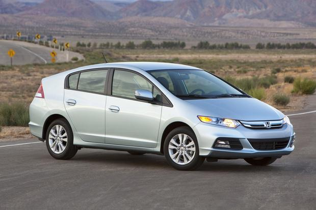 2013 Honda Insight: New Car Review featured image large thumb2