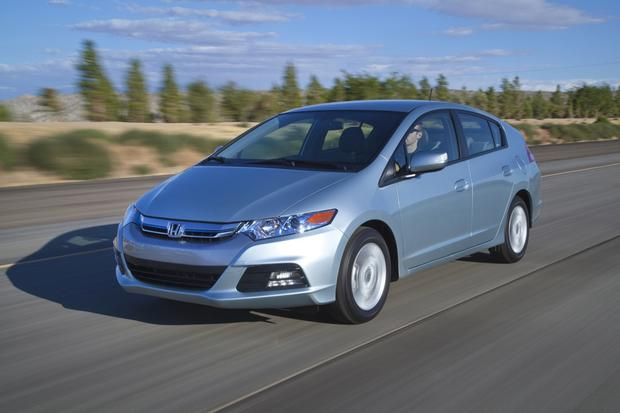 2013 Honda Insight: New Car Review featured image large thumb3