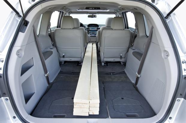 2013 Honda Odyssey: New Car Review - Autotrader
