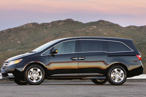 2013 Vs 2014 Honda Odyssey Autotrader