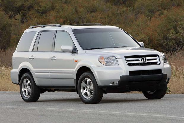 Wonderful 2003 2008 Honda Pilot Vs. 2001 2007 Toyota Highlander: Which Is Better