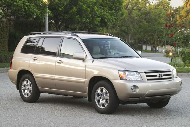 2001 2007 Toyota Highlander: Which Is Better