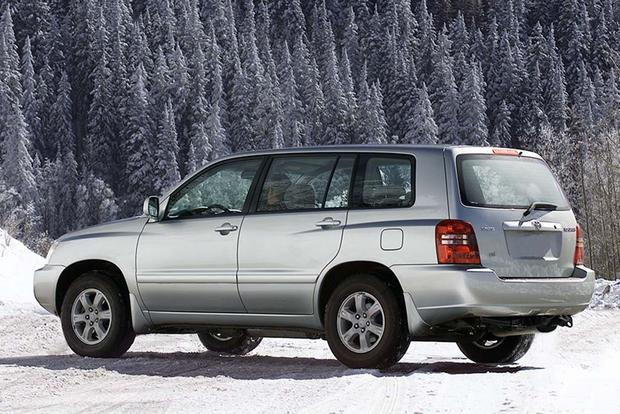2003-2008 Honda Pilot vs. 2001-2007 Toyota Highlander: Which Is Better? featured image large thumb6