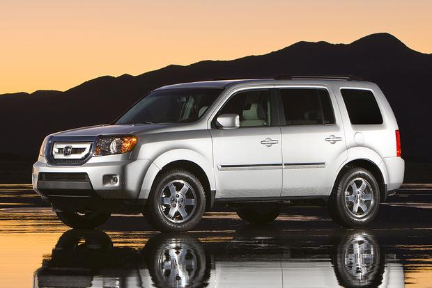 2009 Honda Pilot: Used Car Review Featured Image Large Thumb0