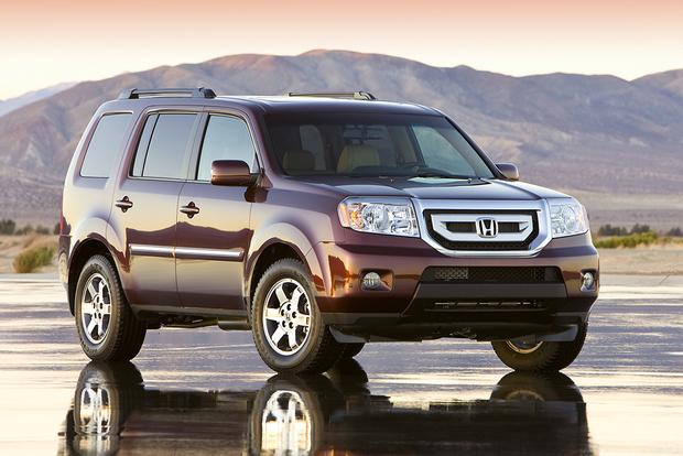 Nice 2009 Honda Pilot: Used Car Review Featured Image Large Thumb3