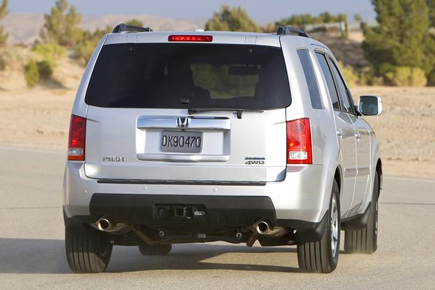 2009 Honda Pilot: Used Car Review Featured Image Large Thumb5