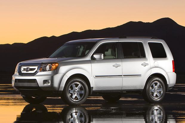 2010 Honda Pilot: Used Car Review featured image large thumb1