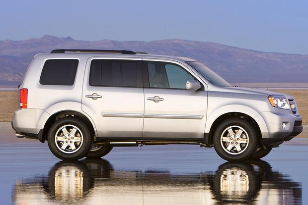 2010 Honda Pilot: Used Car Review featured image large thumb2