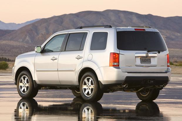 2010 Honda Pilot: Used Car Review featured image large thumb3