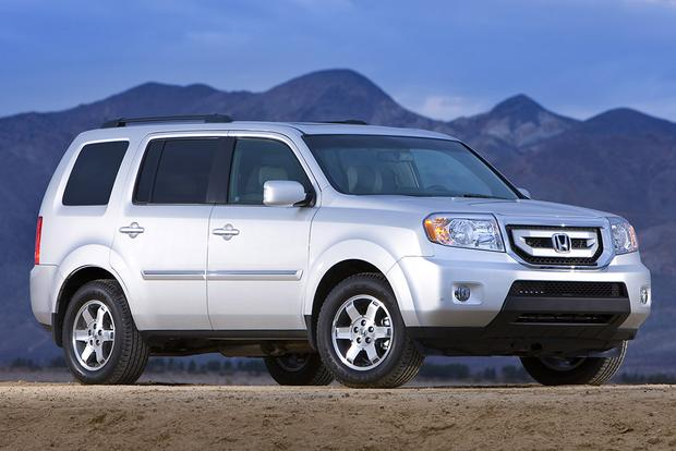 2011 Honda Pilot: Used Car Review Featured Image Large Thumb3