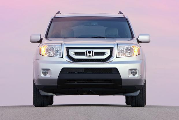 Perfect 2011 Honda Pilot: Used Car Review Featured Image Large Thumb4