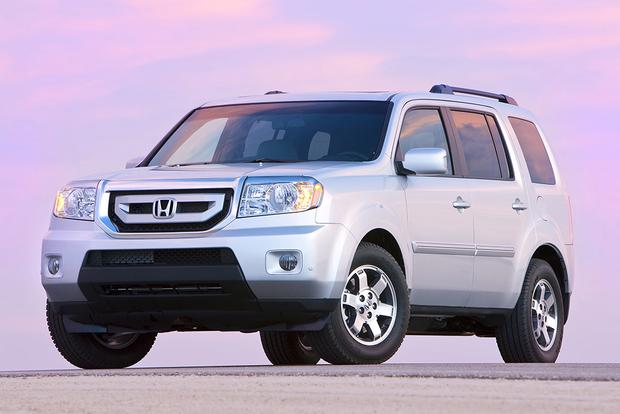 2011 Honda Pilot Used Car Review Autotrader