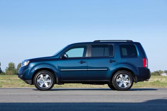 Honda Tweaks Pilot SUV for 2012 featured image large thumb6