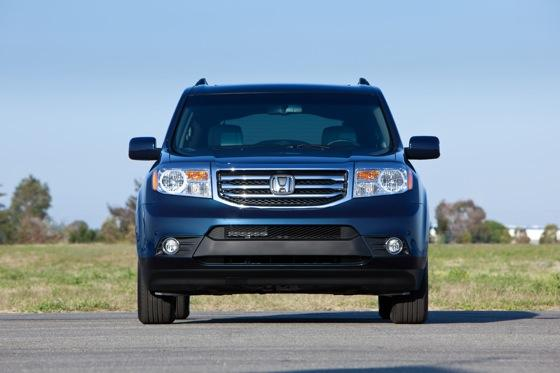 Honda Tweaks Pilot SUV for 2012 featured image large thumb7