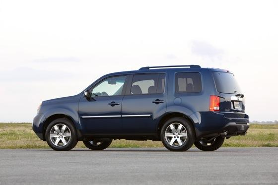 Honda Tweaks Pilot SUV for 2012 featured image large thumb9