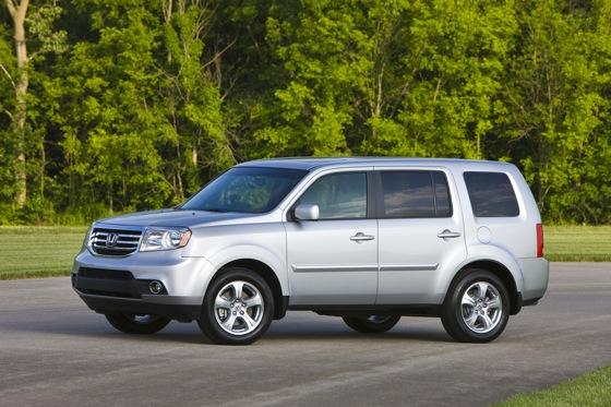Honda Tweaks Pilot SUV for 2012 featured image large thumb10