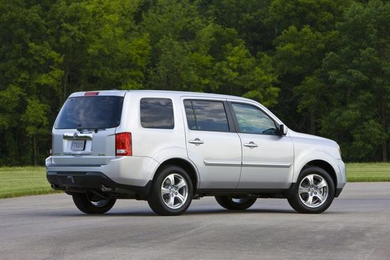 Honda Tweaks Pilot SUV for 2012 featured image large thumb13