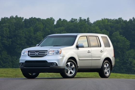 Honda Tweaks Pilot SUV for 2012 featured image large thumb16