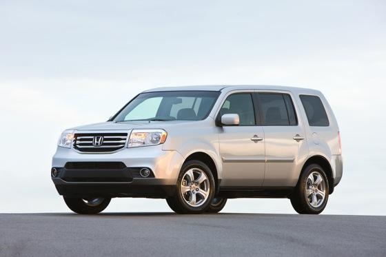 Honda Tweaks Pilot SUV for 2012 featured image large thumb17