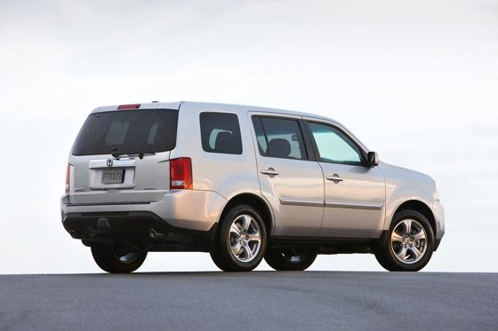 2012 Honda Pilot - Image Gallery featured image large thumb18