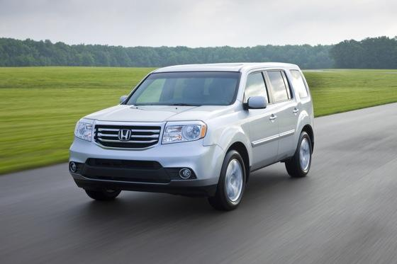 Honda Tweaks Pilot SUV for 2012 featured image large thumb19