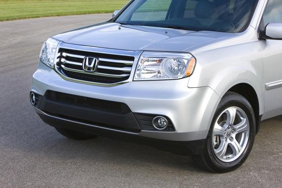 Honda Tweaks Pilot SUV for 2012 featured image large thumb20