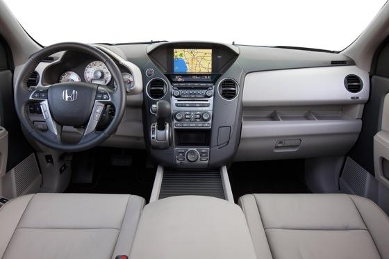 Honda Tweaks Pilot SUV for 2012 featured image large thumb21