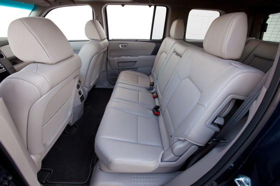 Honda Tweaks Pilot SUV for 2012 featured image large thumb29
