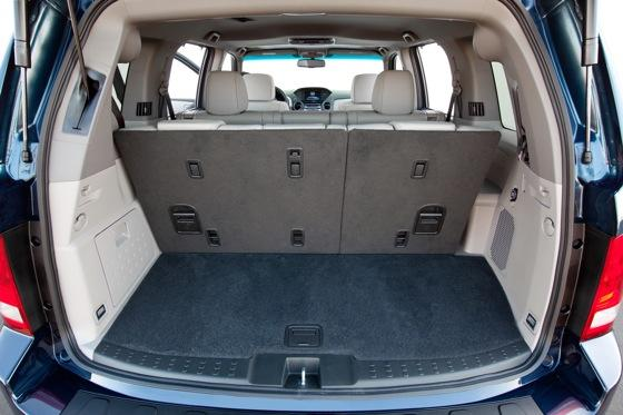 Honda Tweaks Pilot SUV for 2012 featured image large thumb31