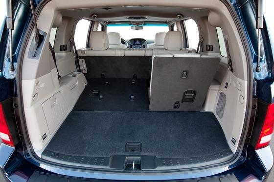 Honda Tweaks Pilot SUV for 2012 featured image large thumb32