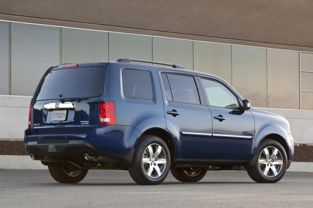 2015 Honda Pilot Gets Better Body Design And New Engine Option