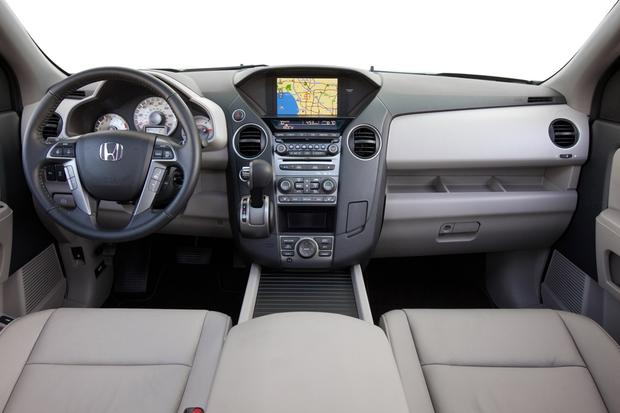2015 Honda Pilot New Car Review Autotrader