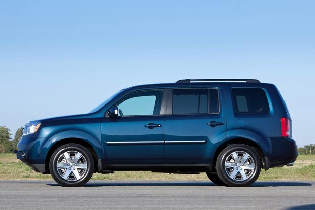 2008 2013 Toyota Highlander Vs. 2009 2015 Honda Pilot: Which Is Better