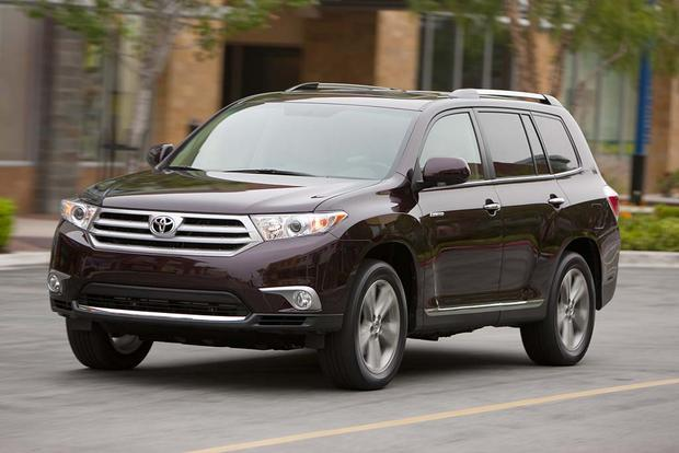 2008 2017 Toyota Highlander Vs 2009 Honda Pilot Which Is Better