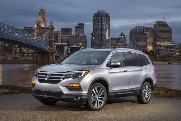 2016 Honda Pilot: New Car Review featured image large thumb1
