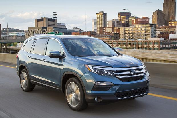 2016 Honda Pilot: New Car Review featured image large thumb0