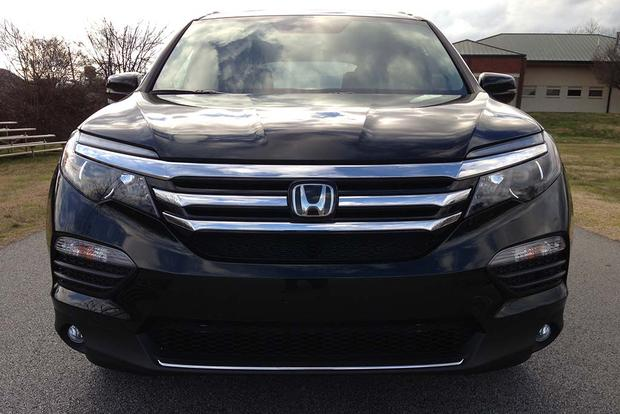 2016 Honda Pilot: The Way It Drives featured image large thumb1