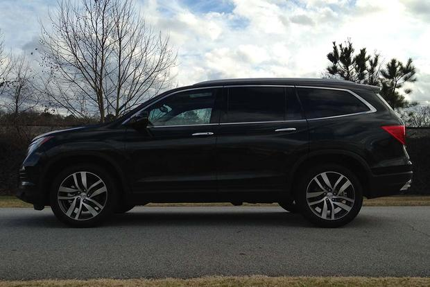 2016 Honda Pilot: The Way It Drives featured image large thumb3