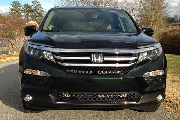 2016 Honda Pilot: First Impressions featured image large thumb1