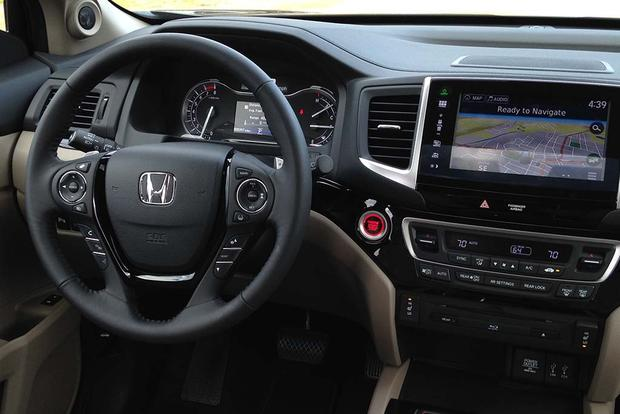 2016 Honda Pilot: The Way It Drives featured image large thumb4