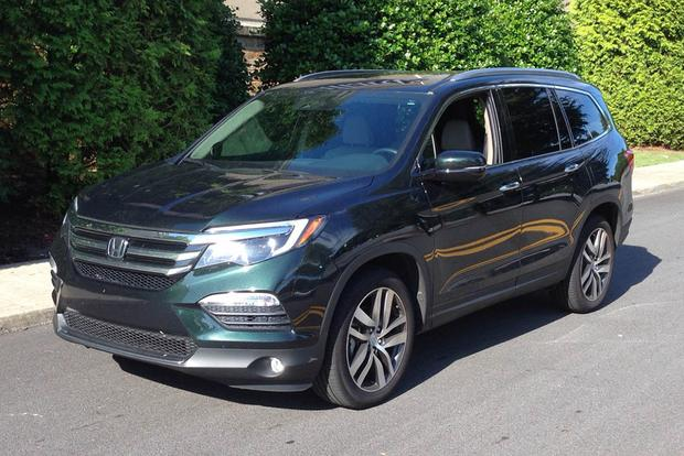 2016 Honda Pilot: Auto Stop/Start featured image large thumb2